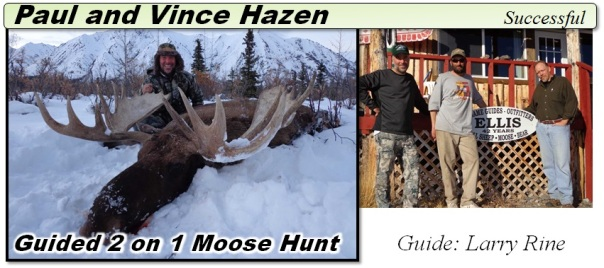 Hazen 2012 Moose Icon
