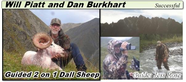 Will and Dan Sheep 2011